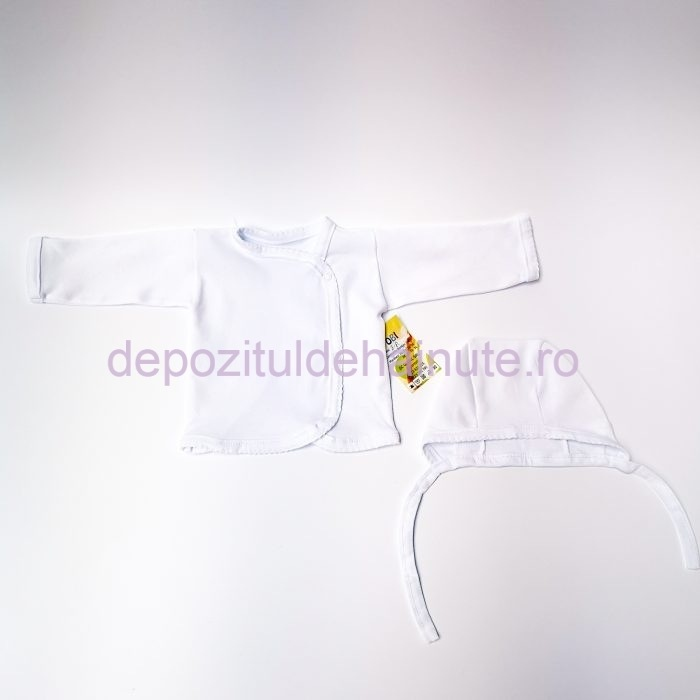 Costum 3 piese alb  Costum 3 piese alb
