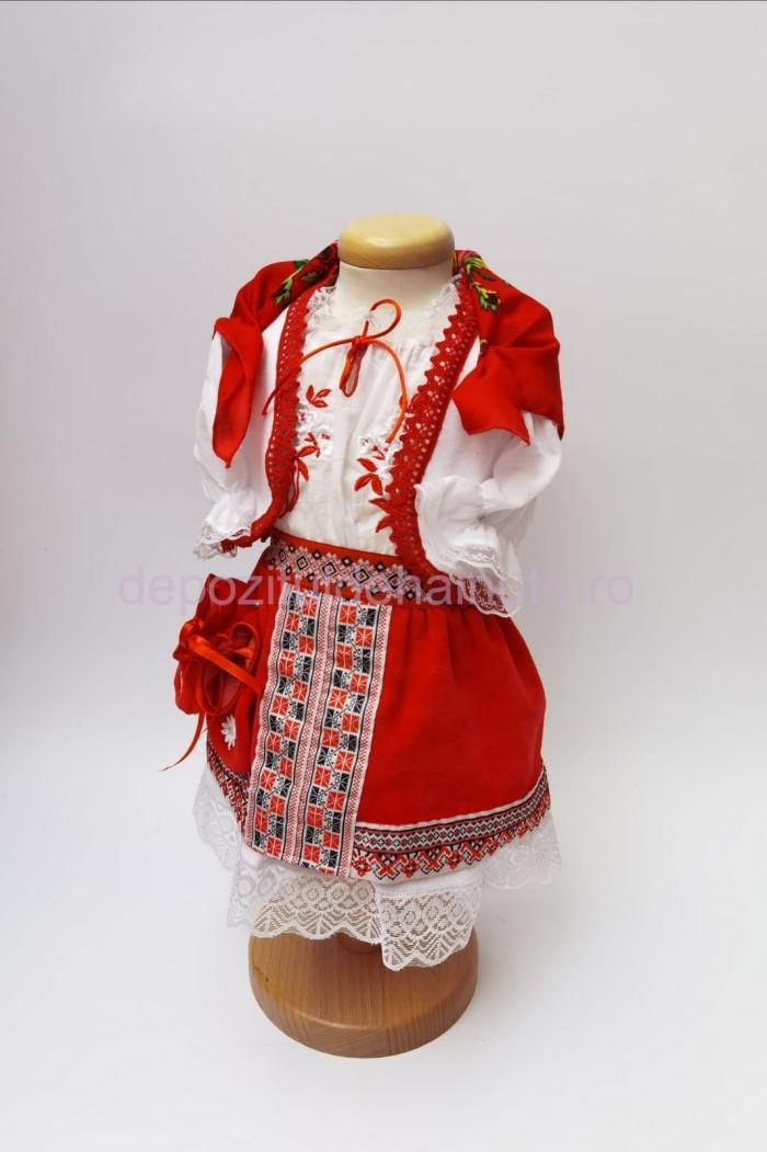 Costum national fata vesta EWE  Costum national fata vesta EWE